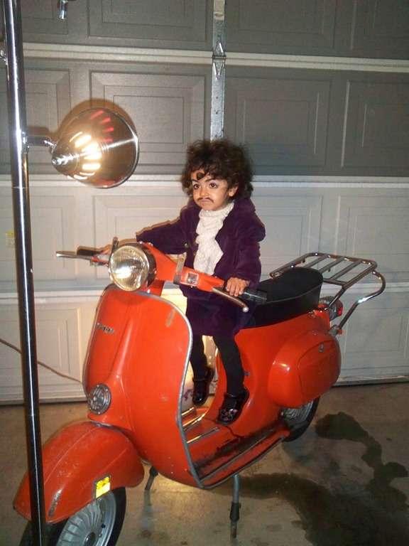 Déguisement du chanteur Prince