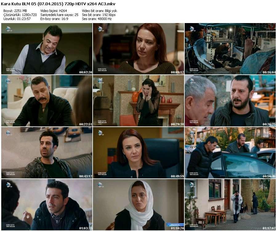 Kara Kutu 5.Bölüm (07.04.2015) 720p HDTV x264 AC3