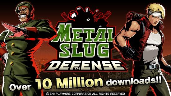 Metal Slug Defense v1 35 0 Apk + Mod indir » WarezTurkey