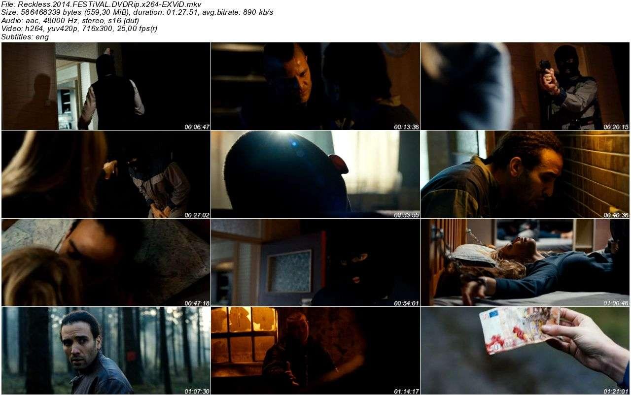 Reckless - 2014 DVDRip x264 - Türkçe Altyazılı Tek Link indir