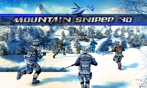 Mountain Sniper Killer 3D FPS v1.2 APK Full indir