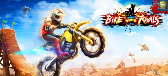 Bike Rivals v1.4.1 Apk + MOD (Unlocked)
