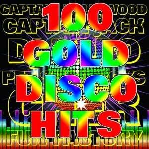 100 Gold Disco Hits - 2014 Mp3 Full indir