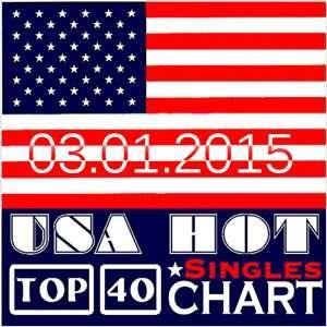 USA Hot Top 40 Singles Chart - 03 January 2015 Mp3 indir