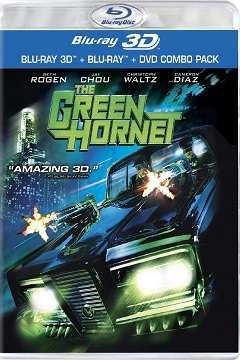 Yeşil Yaban Arısı - 2011 3D BluRay m1080p H-SBS Türkçe Dublaj MKV indir