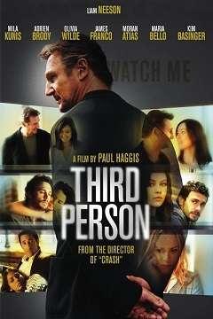 Üçüncü Şahıs - Third Person - 2013 Türkçe Dublaj MKV indir