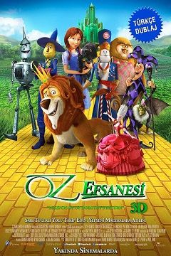 Oz Efsanesi - Legends of Oz: Dorothy's Return - 2013 Türkçe Dublaj MKV indir