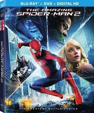 İnanılmaz Örümcek Adam 2 - 2014 BluRay 1080p Half-SBS DuaL MKV indir