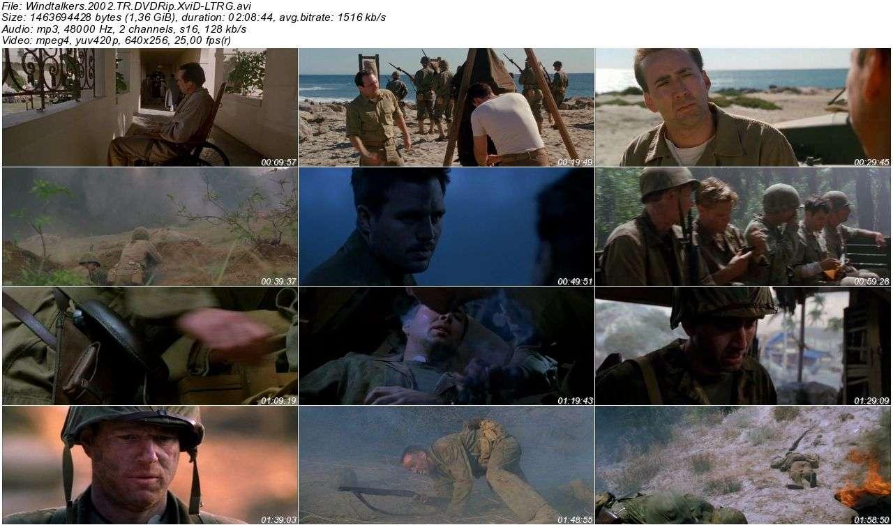 Rüzgarla Konuşanlar - 2002 DVDRip XviD - Türkçe Dublaj Tek Link indir