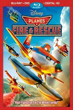 Uçaklar 2: Söndür ve Kurtar - 2014 BluRay 1080p DuaL MKV Teklink indir