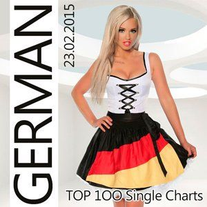German Top 100 Single Charts - 23.02.2015 Mp3 indir