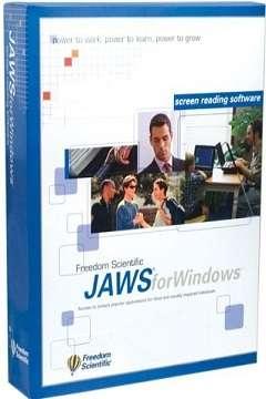 Jaws Full Türkçe İndir v14 + v15 + v16 Ekran Okuma Programı indir