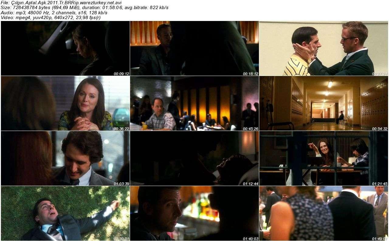 Çılgın Aptal Aşk - 2011 BRRip XviD - Türkçe Dublaj Tek Link indir