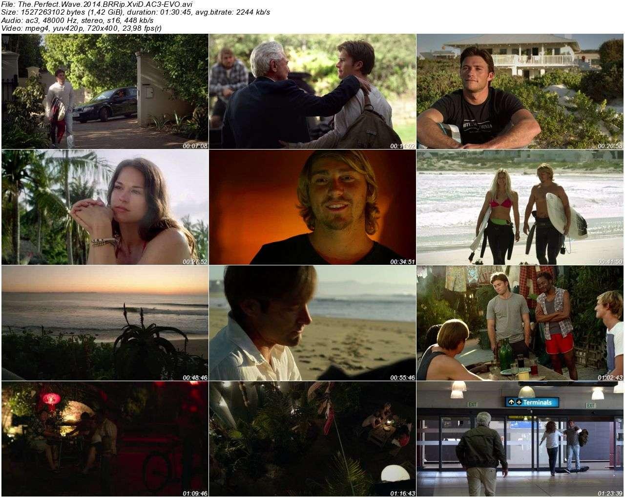 The Perfect Wave - 2014 DVDRip x264 AC3 - Türkçe Altyazılı Tek Link indir