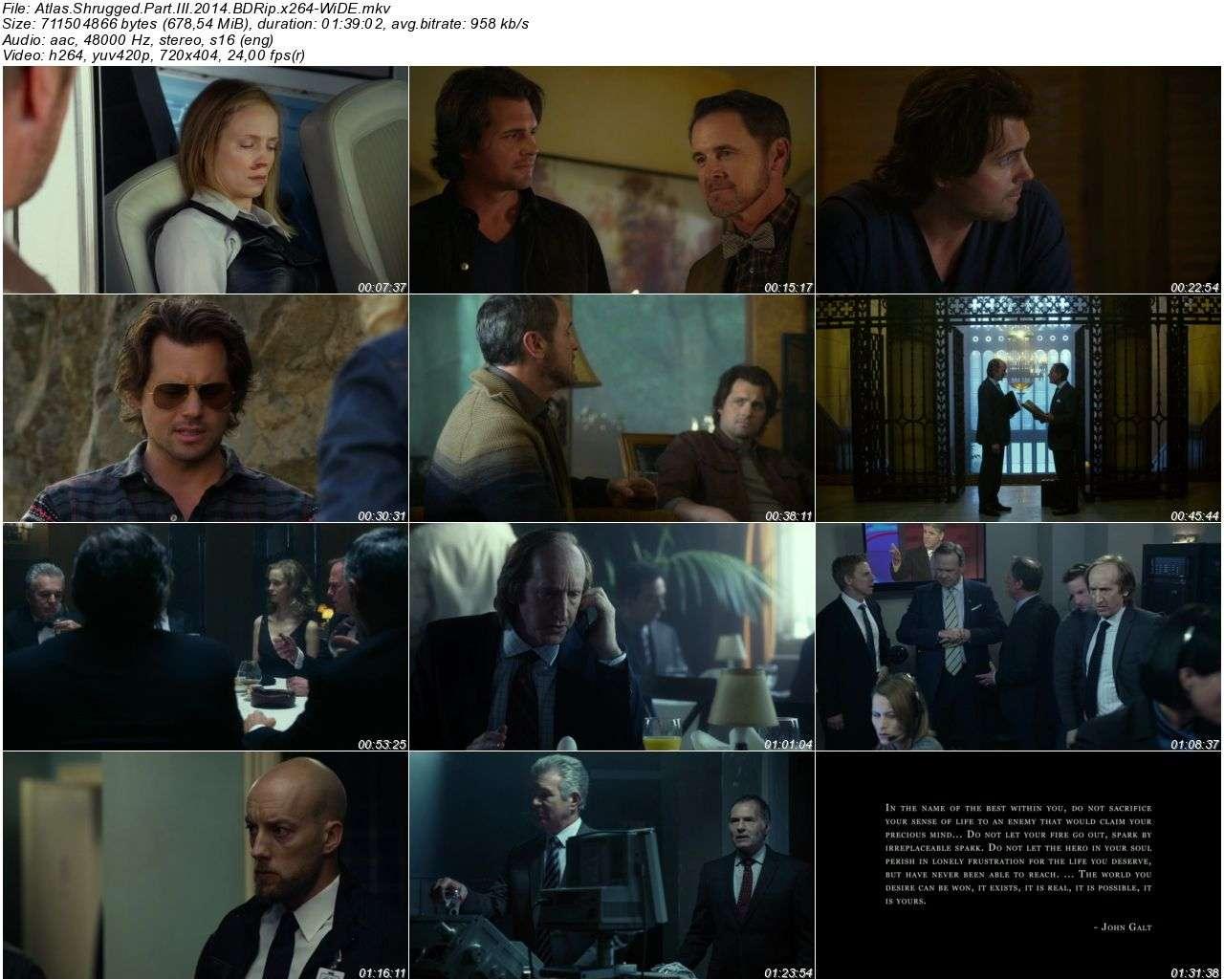 Atlas Shrugged Part III - 2014 DVDRip x264 AC3 - Türkçe Altyazılı Tek Link indir