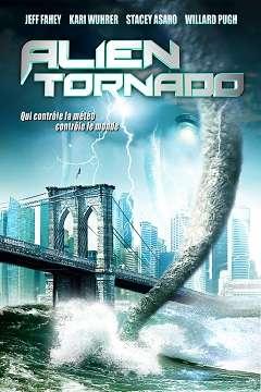 Ölümcül Kasırga - Alien Tornado - 2012 Türkçe Dublaj MKV indir