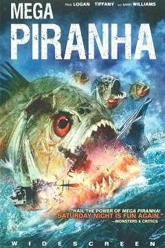 Dev Piranha - Mega Piranha - 2010 Türkçe Dublaj MKV indir