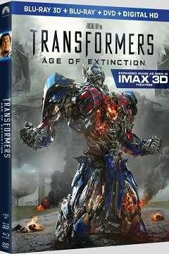 Transformers: Kayıp Çağ - 2014 3D BluRay m1080p H-SBS Türkçe Dublaj MKV indir