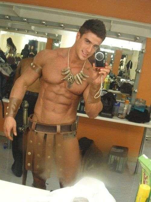Costume de Conan le Barbare