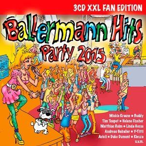 Ballermann Hits Party - 2015 Mp3 Full indir