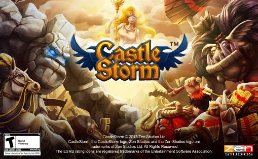 CastleStorm – Free to Siege v1.72 Apk + MOD + DATA
