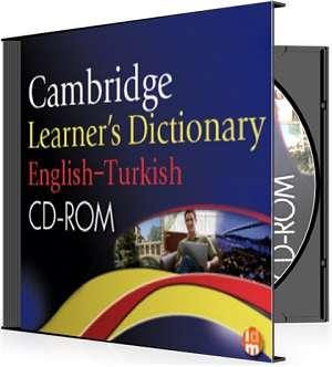 Cambridge Learner's Dictionary English-Turkish Sözlük indir