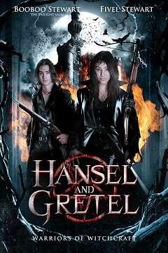 Hansel ve Gretel: Büyücülük Savasçıları - 2013 Türkçe Dublaj MKV indir