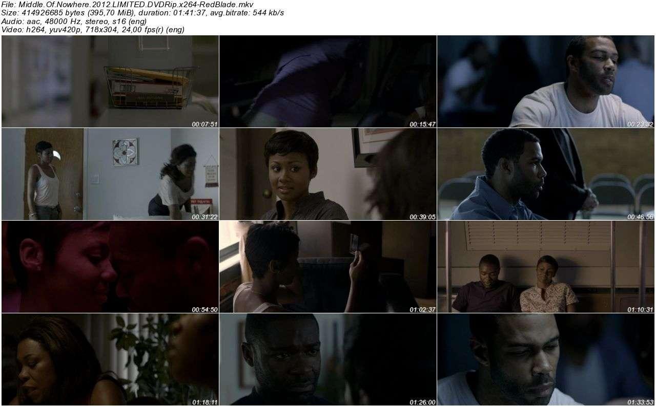 Middle of Nowhere - 2012 DVDRip x264 - Türkçe Altyazılı Tek Link indir