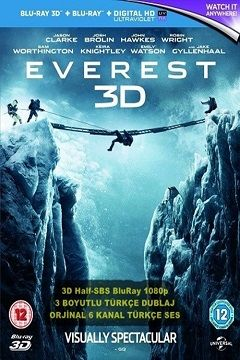 Everest - 2015 3D BluRay 1080p H-SBS DuaL MKV indir