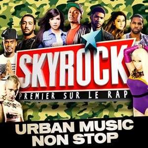 Skyrock - Urban Music Non Stop - 2014 Mp3 indir