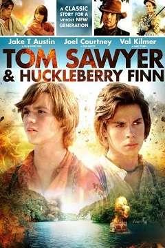 Tom ve Huckleberry - 2014 Türkçe Dublaj MKV indir