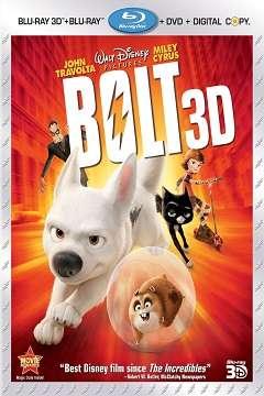 Bolt - 2008 3D BluRay m1080p H-SBS Türkçe Dublaj MKV indir