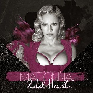 Madonna - Rebel Heart [Super Deluxe Edition] - 2015 Mp3 indir