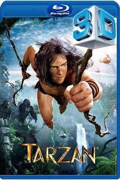 Tarzan - 2013 3D BluRay m1080p H-SBS Türkçe Dublaj MKV indir