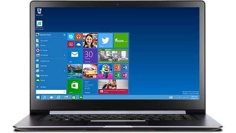 Microsoft Windows 10 Teknik Önizleme - İngilizce - Tek Link indir