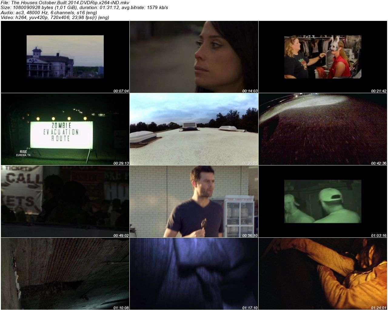 The Houses October Built - 2014 DVDRip x264 - Türkçe Altyazılı Tek Link indir