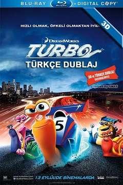 Turbo - 2013 3D BluRay m1080p H-SBS Türkçe Dublaj MKV indir