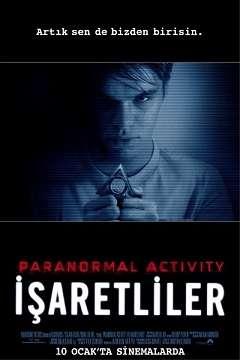 Paranormal Activity İşaretliler - 2014 Türkçe Dublaj MKV indir