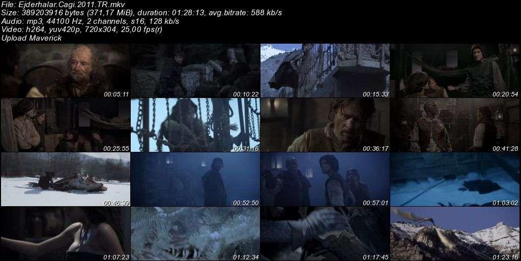 Ejderhalar Çağı - Age of the Dragons - 2011 Türkçe Dublaj MKV indir