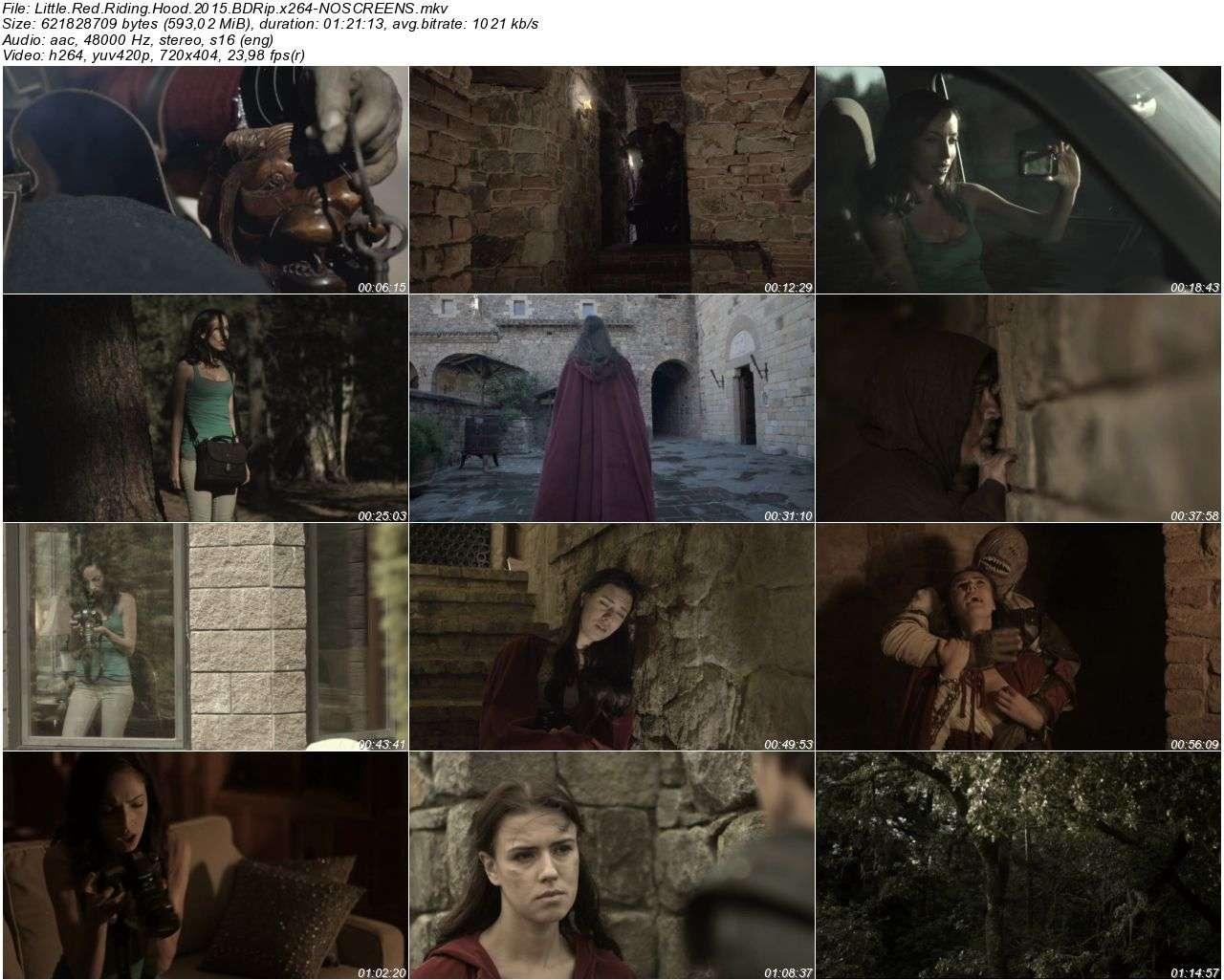 Little Red Riding Hood - 2015 BRRip XviD AC3 - Türkçe Altyazılı Tek Link indir