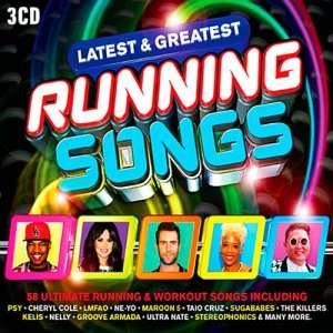 Latest & Greatest Running Songs (3CD) - 2015 Mp3 indir