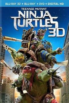Ninja Kaplumbağalar - 2014 3D BluRay m1080p H-SBS Türkçe Dublaj MKV indir