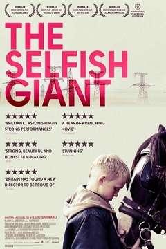 Bencil Dev - The Selfish Giant - 2013 Türkçe Dublaj MKV indir