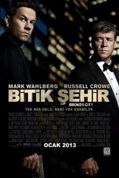 Bitik Şehir – Broken City - 2013 Türkçe Dublaj MKV indir