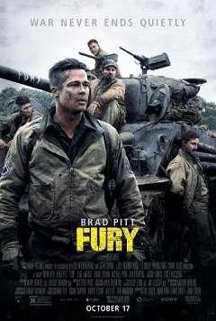 Hiddet - Fury - 2014 Türkçe Dublaj MKV indir
