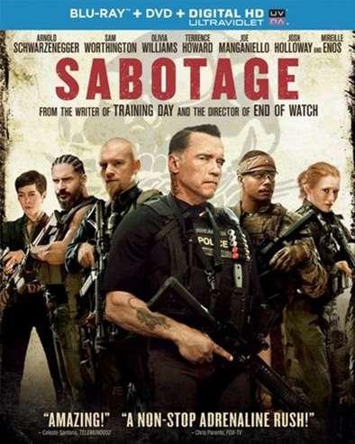 Sabotage - 2014 BluRay 1080p x264 DTS MKV indir