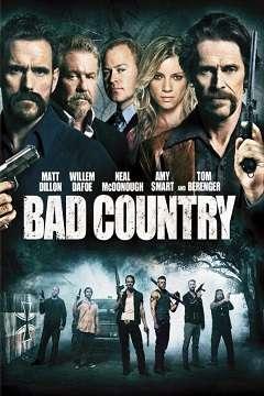 Kötülük Diyarı - Bad Country - 2014 Türkçe Dublaj MKV indir