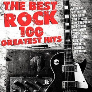The Best Rock - 100 Greatest Hits - 2014 Mp3 Full indir