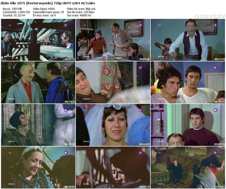 Bizim Aile 1975 (Restorasyonlu) 720p HDTV x264 AC3