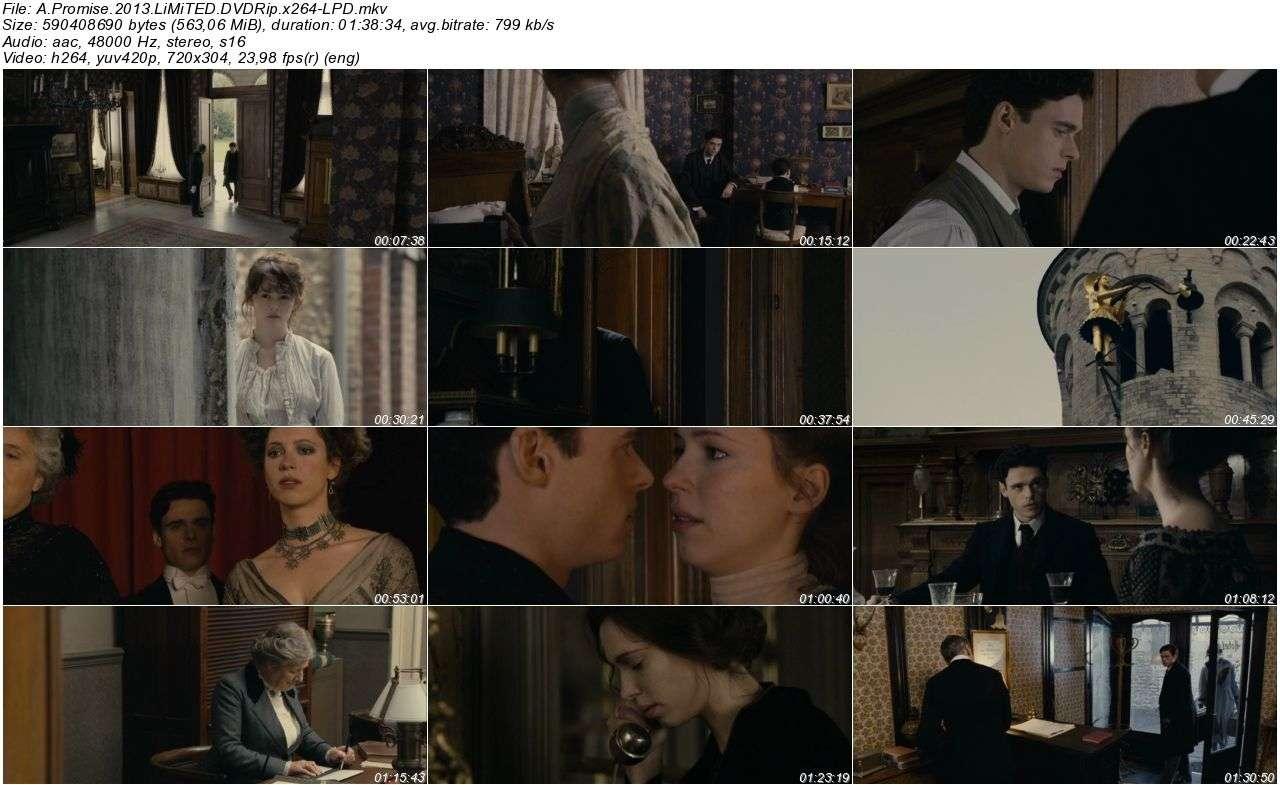 A Promise - 2013 DVDRip x264 - Türkçe Altyazılı Tek Link indir